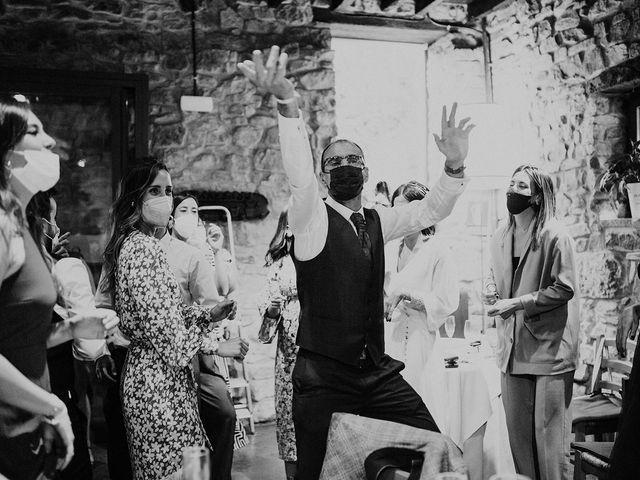 La boda de Mikel y Nerea en Atxondo, Vizcaya 88