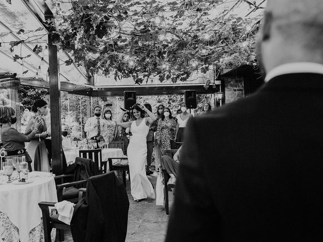 La boda de Mikel y Nerea en Atxondo, Vizcaya 90