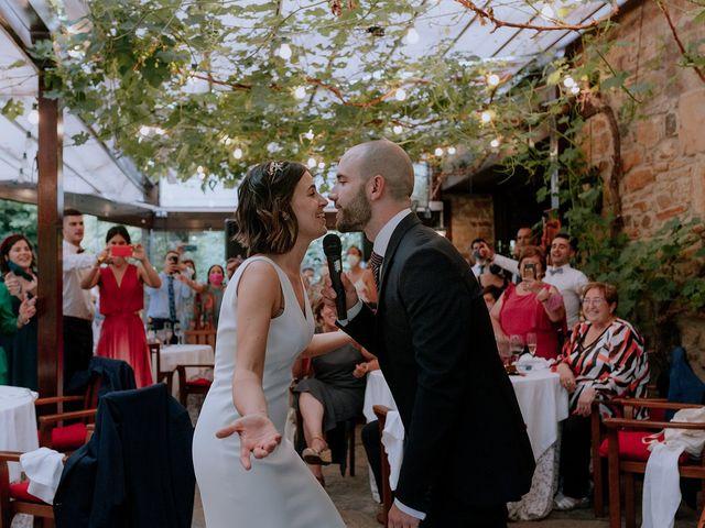 La boda de Mikel y Nerea en Atxondo, Vizcaya 91