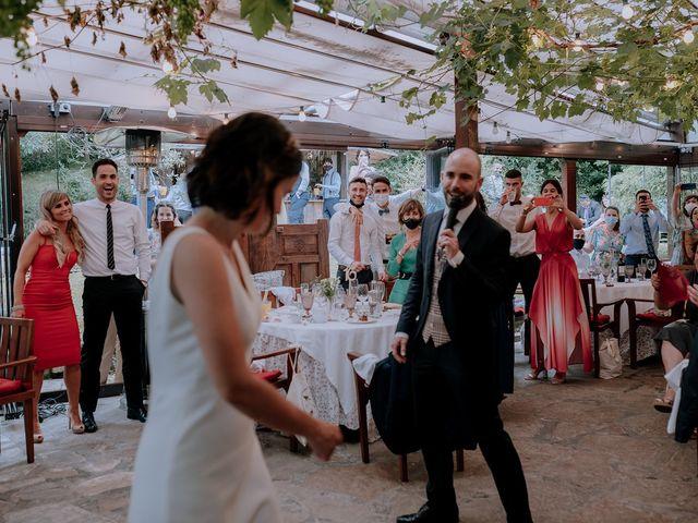 La boda de Mikel y Nerea en Atxondo, Vizcaya 93