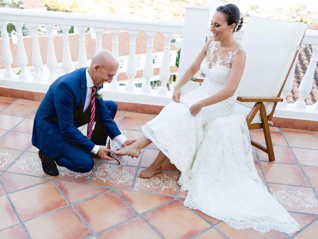 La boda de Coke y Silvia en Málaga, Málaga 13