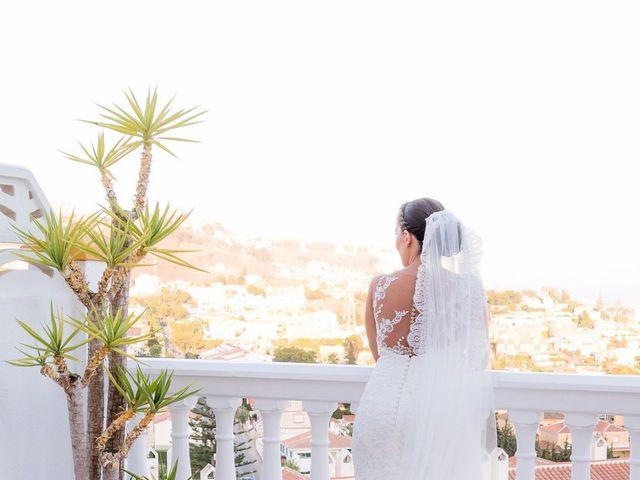 La boda de Coke y Silvia en Málaga, Málaga 15
