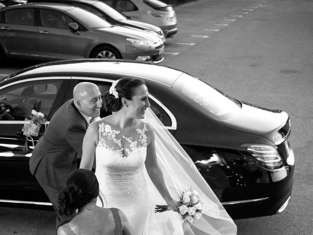 La boda de Coke y Silvia en Málaga, Málaga 22