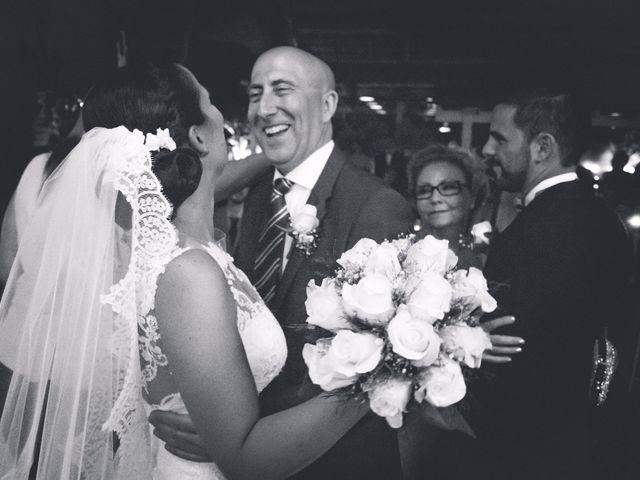 La boda de Coke y Silvia en Málaga, Málaga 31
