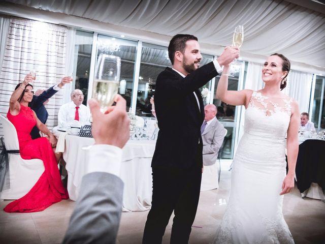 La boda de Coke y Silvia en Málaga, Málaga 35