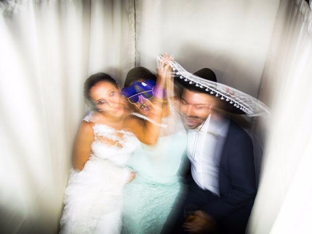 La boda de Coke y Silvia en Málaga, Málaga 45