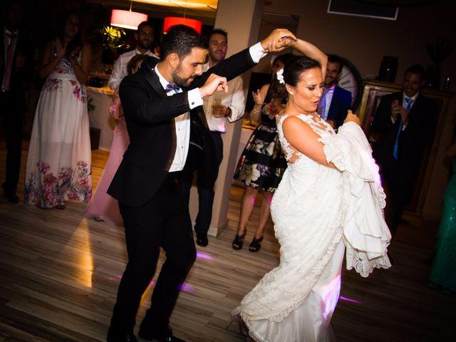 La boda de Coke y Silvia en Málaga, Málaga 47