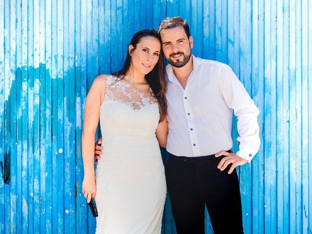 La boda de Coke y Silvia en Málaga, Málaga 54