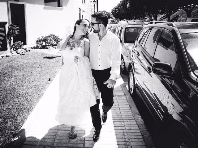 La boda de Coke y Silvia en Málaga, Málaga 55