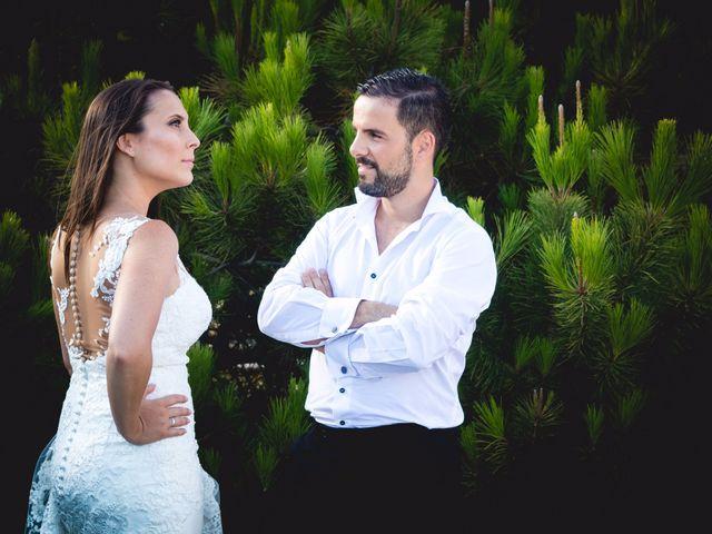 La boda de Coke y Silvia en Málaga, Málaga 65