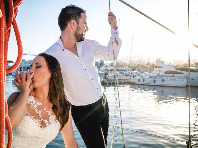 La boda de Coke y Silvia en Málaga, Málaga 75