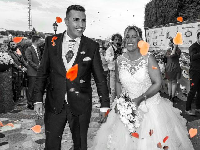 La boda de Susi y Ruben