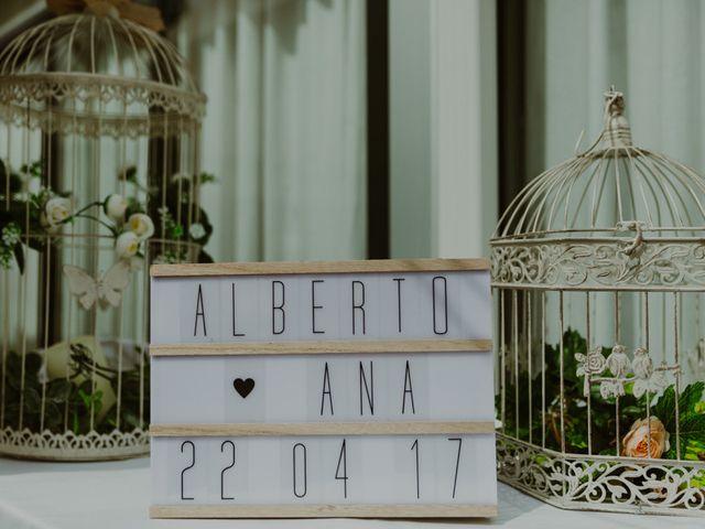 La boda de Alberto y Ana en Villarrobledo, Albacete 16