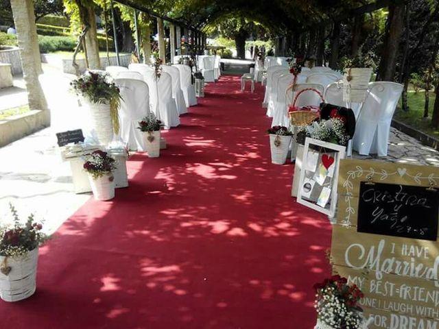 La boda de Yago  y Cristina  en Redondela, Pontevedra 4