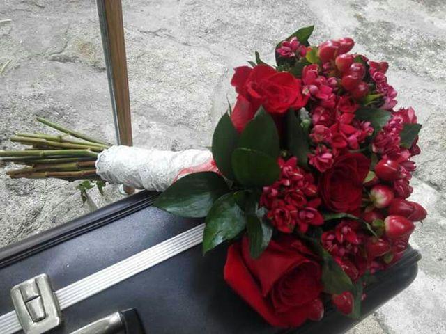 La boda de Yago  y Cristina  en Redondela, Pontevedra 7
