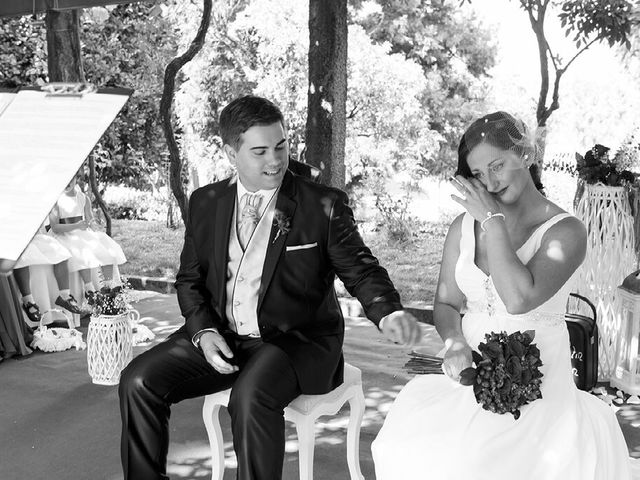 La boda de Yago  y Cristina  en Redondela, Pontevedra 2