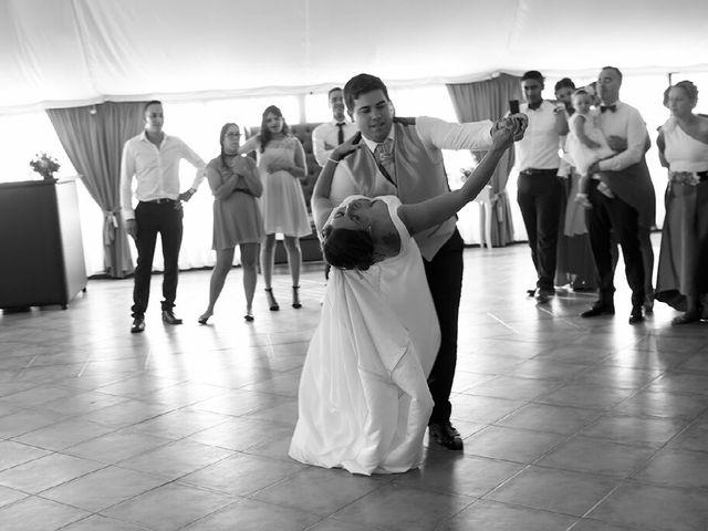 La boda de Yago  y Cristina  en Redondela, Pontevedra 9