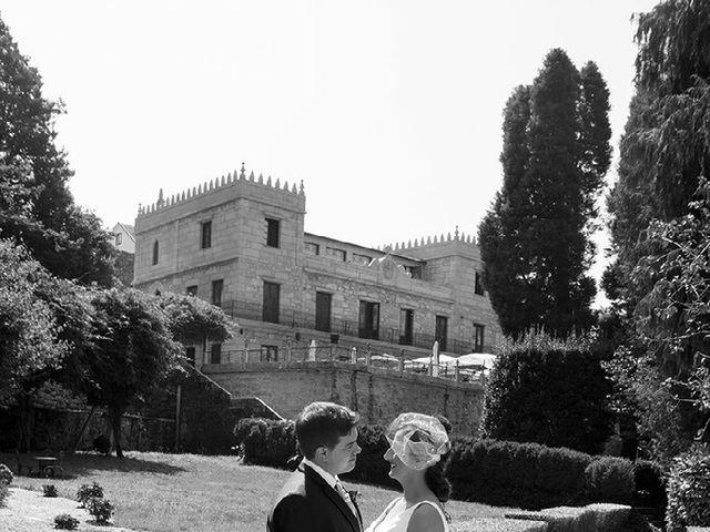 La boda de Yago  y Cristina  en Redondela, Pontevedra 12