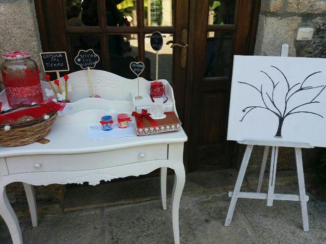La boda de Yago  y Cristina  en Redondela, Pontevedra 14