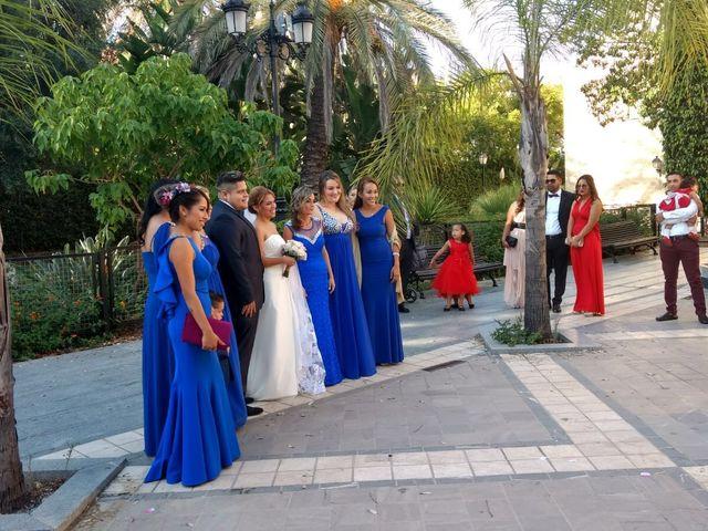 La boda de Fernando   y Tatiana   en San Pedro Alcantara, Málaga 2