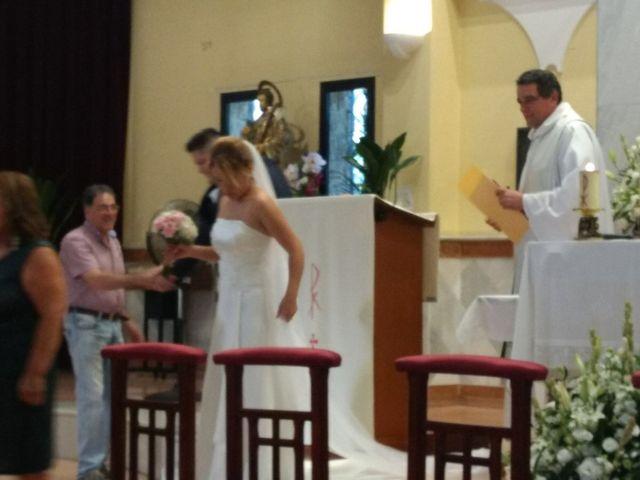 La boda de Fernando   y Tatiana   en San Pedro Alcantara, Málaga 3