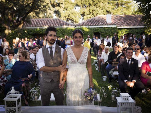 La boda de Jaime y Laura en Madrid, Madrid 13