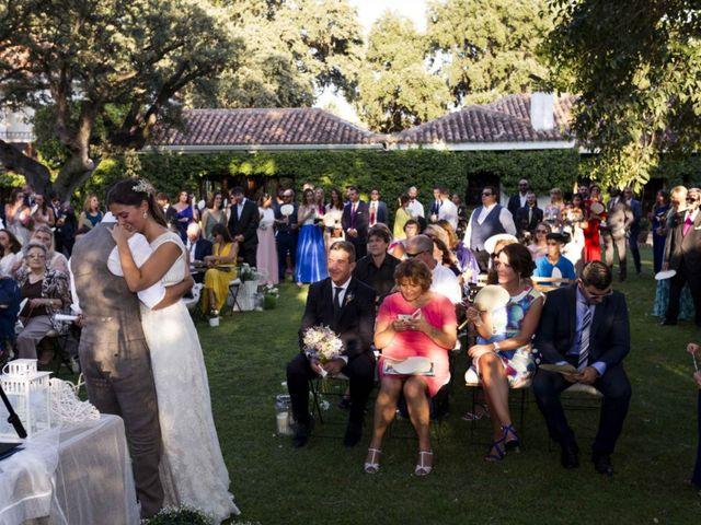 La boda de Jaime y Laura en Madrid, Madrid 15