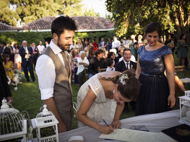 La boda de Jaime y Laura en Madrid, Madrid 18