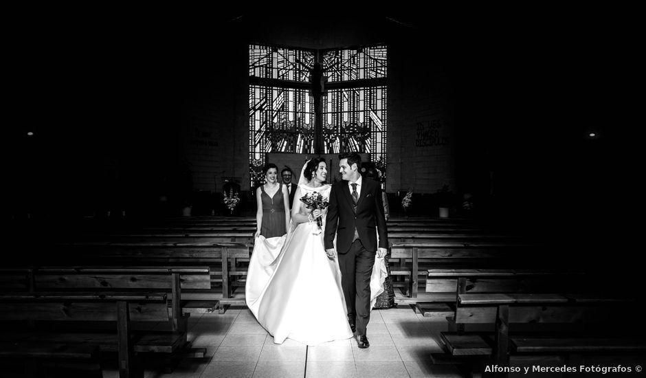 La boda de Daniel y Virginia en Madrid, Madrid