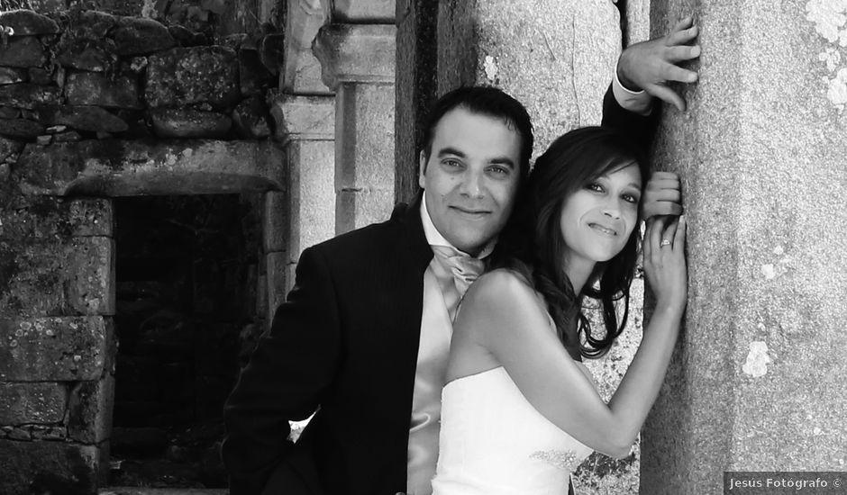 La boda de Marcos y Paula en Mondariz (Balneario), Pontevedra