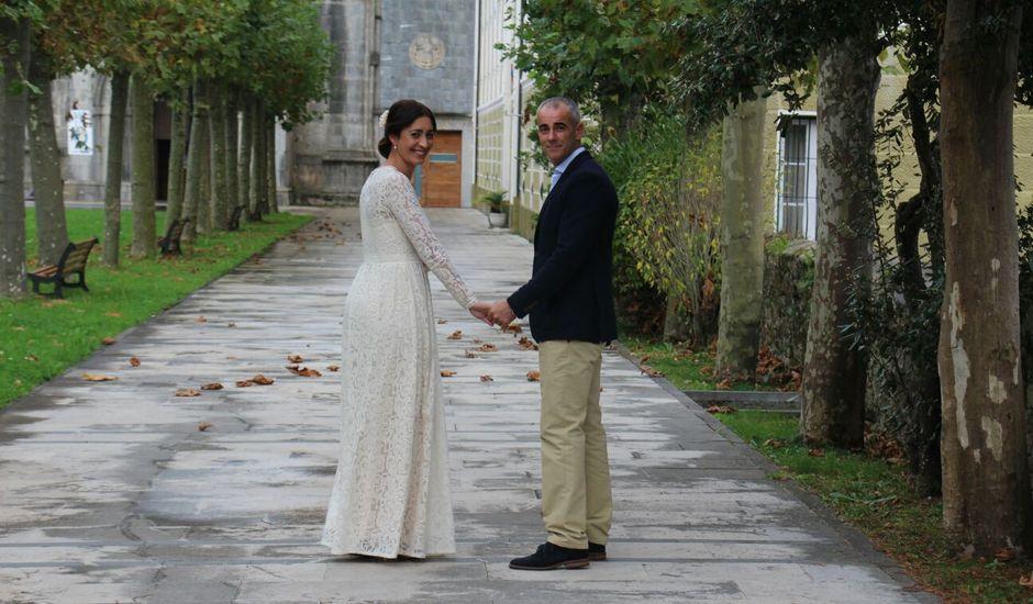 La boda de Kike y Vanessa en Castro Urdiales, Cantabria