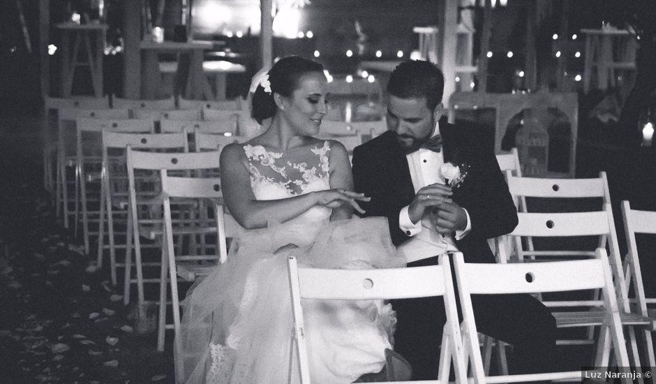 La boda de Coke y Silvia en Málaga, Málaga
