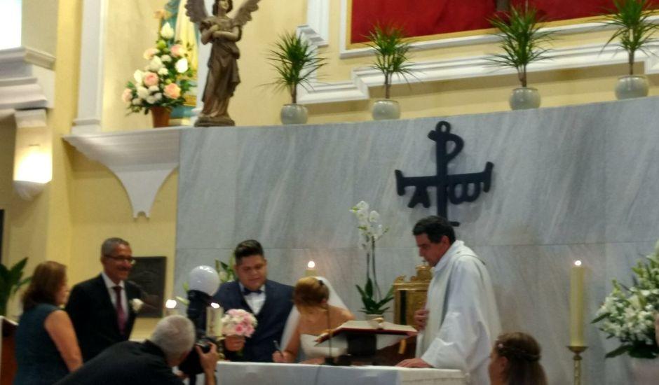 La boda de Fernando   y Tatiana   en San Pedro Alcantara, Málaga