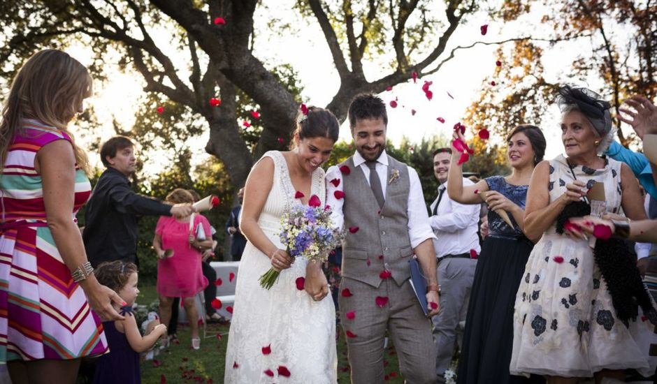 La boda de Jaime y Laura en Madrid, Madrid