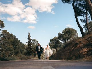 La boda de Juani y Juaquin