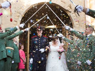 La boda de Jorge y Gema