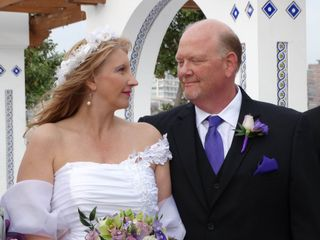 La boda de Yoli y Robert