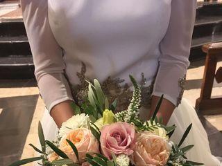 La boda de Andrea  y Hermi 2