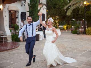 La boda de Patricia y Adrian