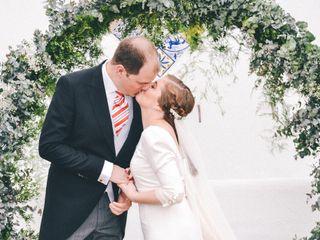 La boda de Mercedes y Nicolas