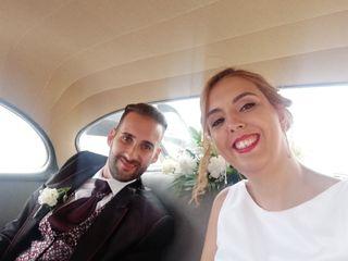 La boda de Adriana y Natanael