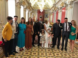La boda de Adriana y Natanael 2