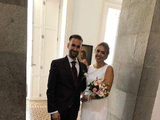 La boda de Adriana y Natanael 3