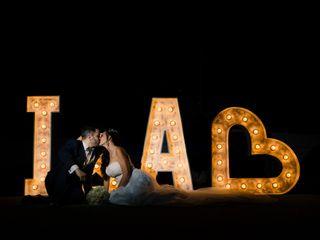 La boda de isalupi y airam 3