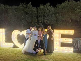 La boda de Mertxe y Juanpe