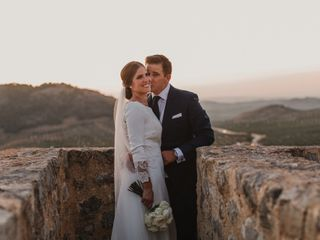 La boda de Ángela y Fran