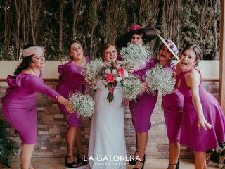 La boda de Débora y Emilio Jesus 1