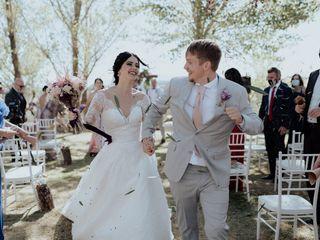 La boda de Noelia y Daniel