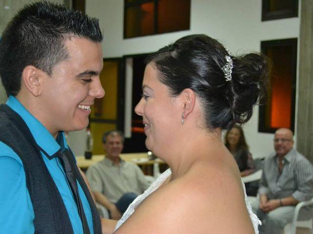 La boda de Anabel y Jonathan en Moya, Las Palmas 1