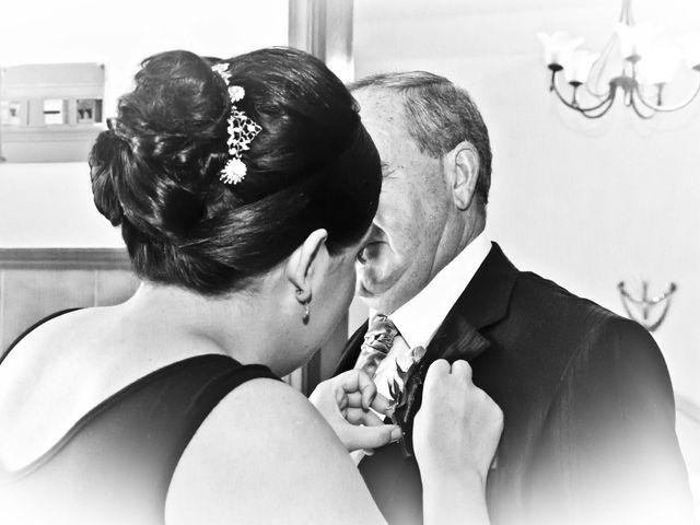La boda de Anabel y Jonathan en Moya, Las Palmas 4